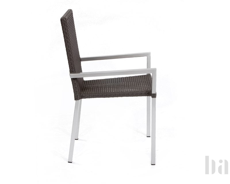 Woven Rattan Garden Chair 2