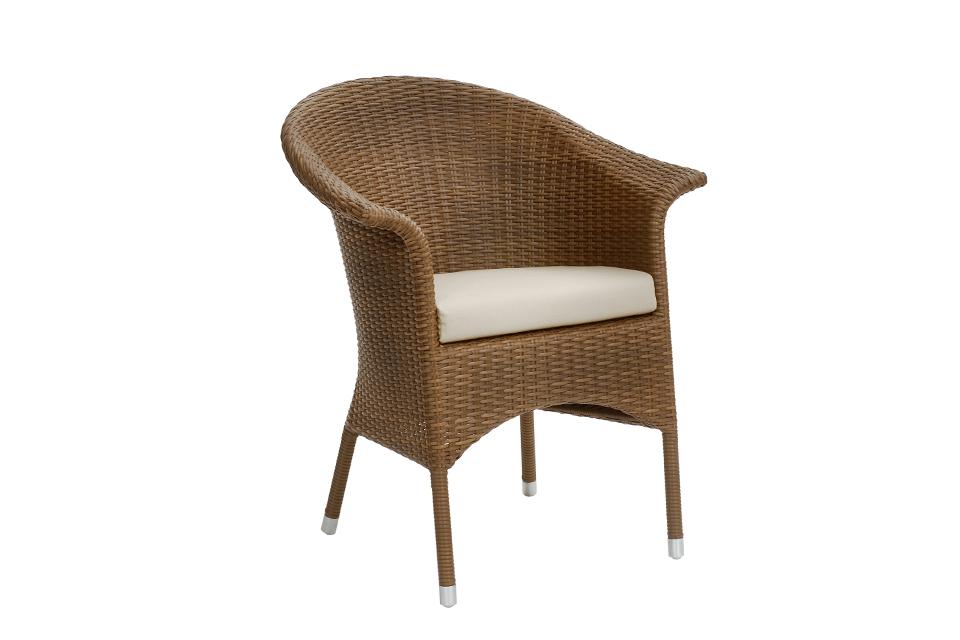 Classic Armchair Cushions - Bau Outdoors