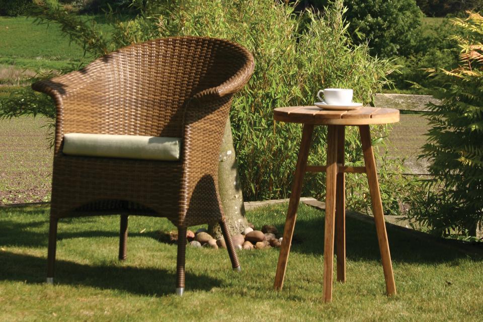 Classic Rattan Garden Armchair - Bau Outdoors