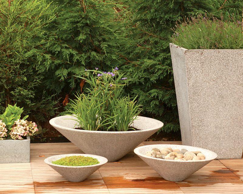 Conical Garden Planters 1