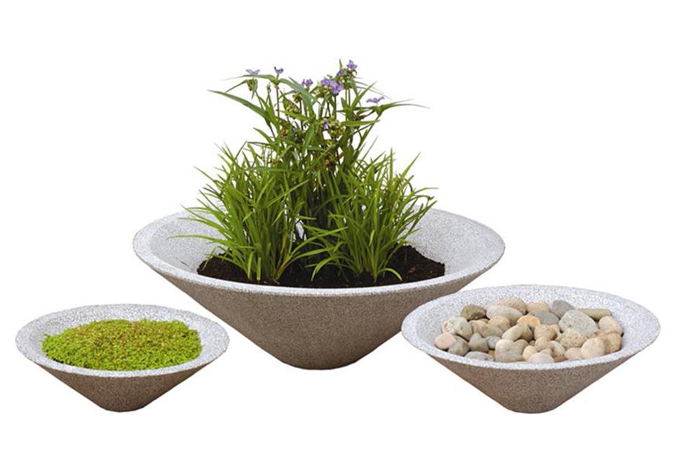 Conical Garden Planters 2