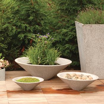 Conical Garden Planters