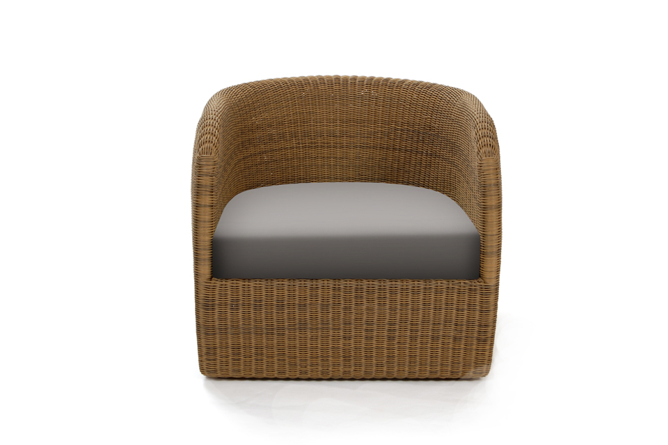 Contemporary Garden Armchair 2