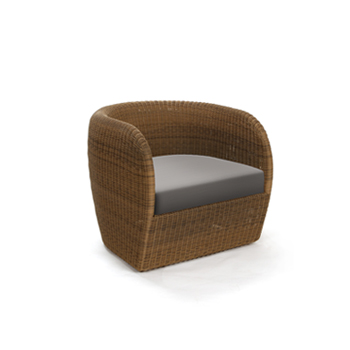 Contemporary Garden Armchair Bau