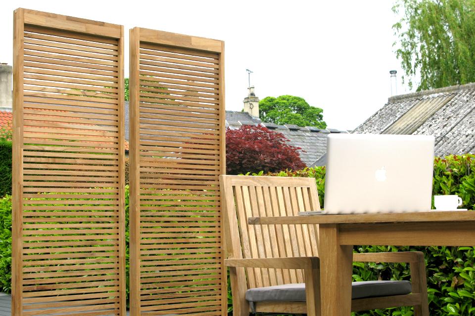 garden screen. Contemporary Garden Screens 5 Screen -