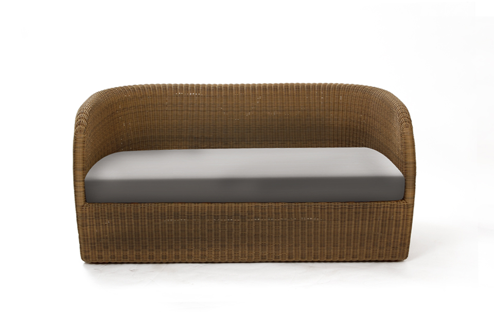 Tubby Contemporary Garden Sofa Bau Outdoors