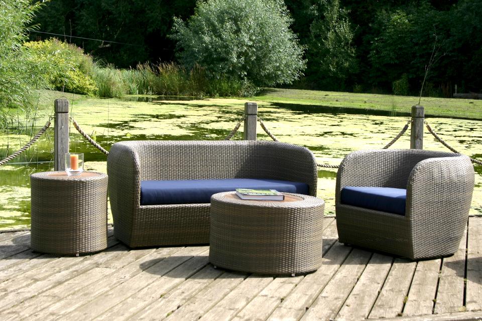 Contemporary Garden Sofa 5