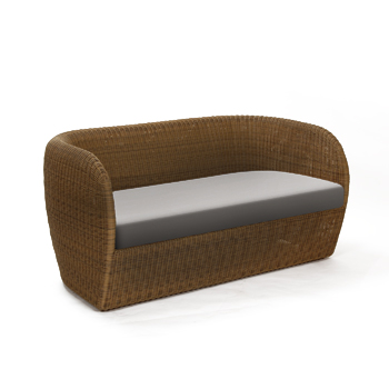 Contemporary Garden Sofa Bau