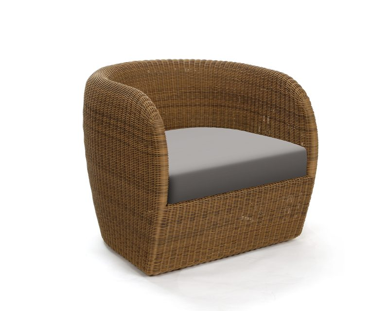 Contemporary Garden Armchair