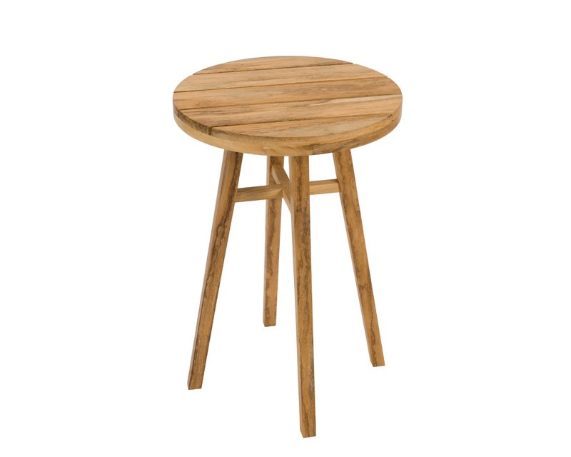 Contemporary garden table 40cm 1