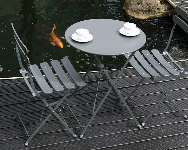 Folding Garden Furniture Set 3