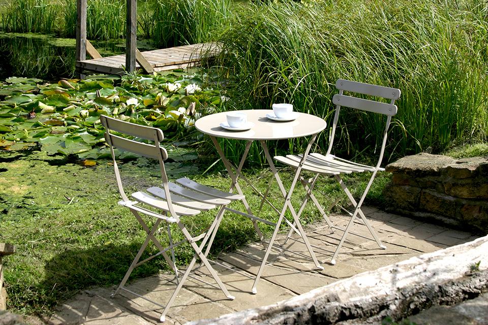 Folding Garden Furniture Set 5