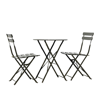 Folding Garden Furniture Set