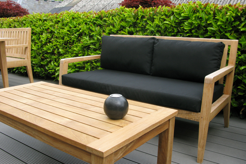 Antibes Garden Coffee Table Bau Outdoors