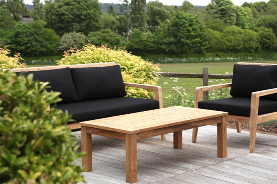 Antibes Garden Coffee Table Bau Outdoors