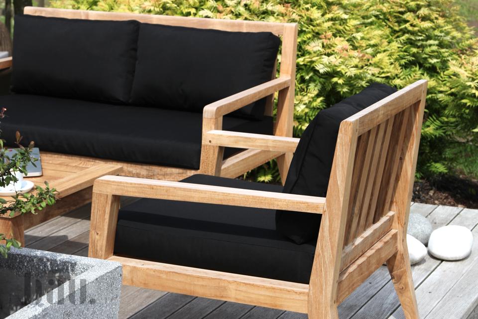 Garden Sofa h