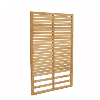 Hampstead Slatted Garden Screens