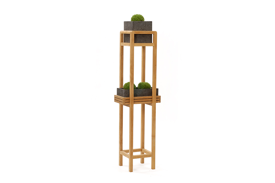 Ellie Outdoor Indoor Plant Stand Tall Bau Outdoors