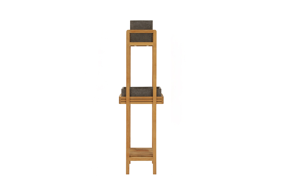 Ellie Outdoor Amp Indoor Plant Stand Tall Bau Outdoors