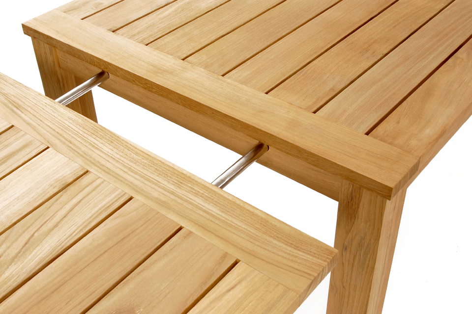 Antibes Table Extension Bau Outdoors