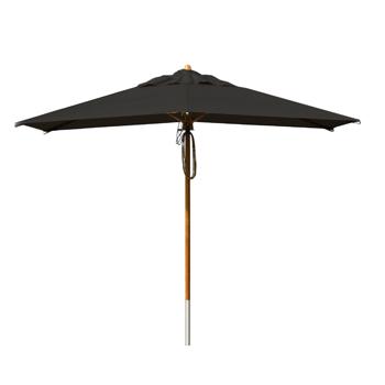 Parasol Wood Black