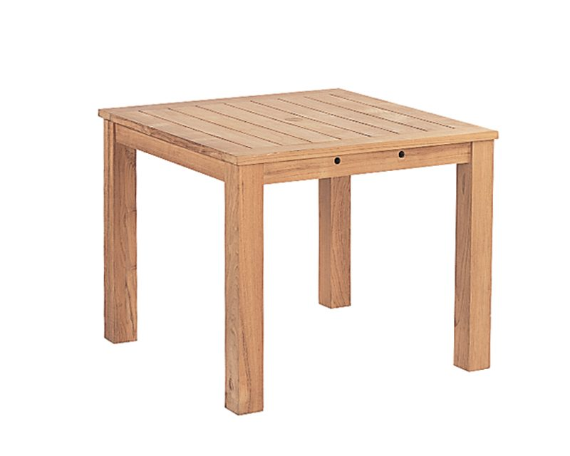 Small outdoor dining table 1
