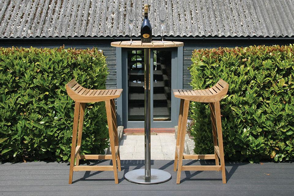 Jasper Garden Bar Table - Bau Outdoors