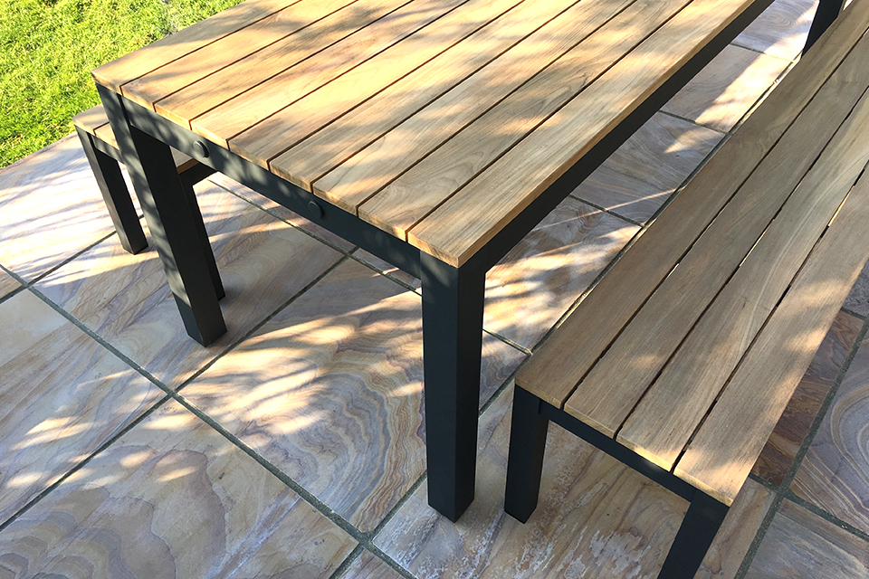 Reclaimed-Garden-Dining-Table-Anthracite