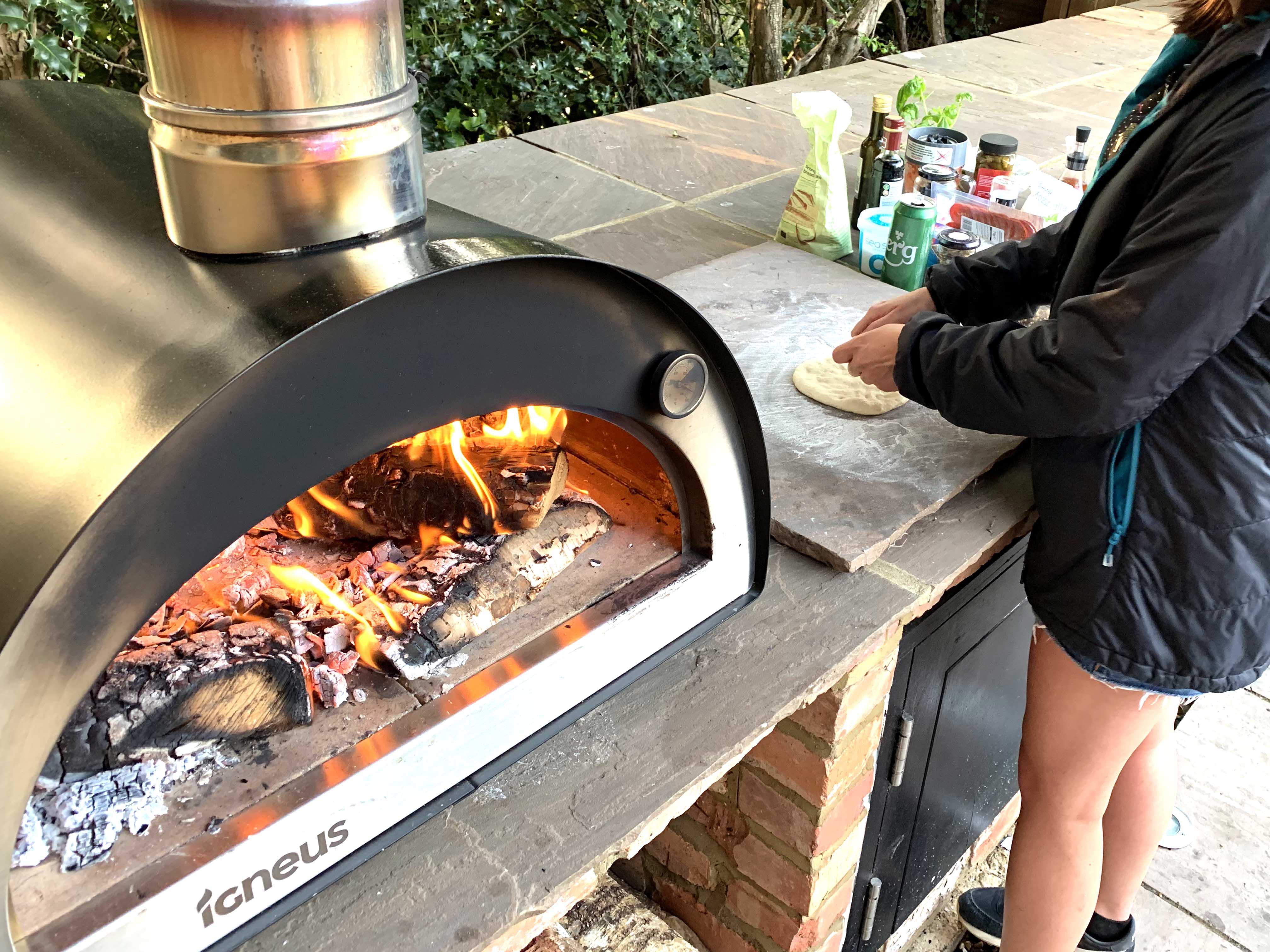 Igneus Classico Pizza Oven review