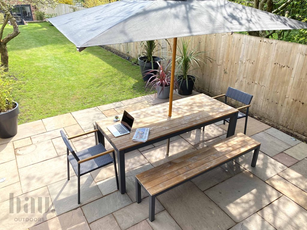 Malmo Outdoor Dining Chair 5