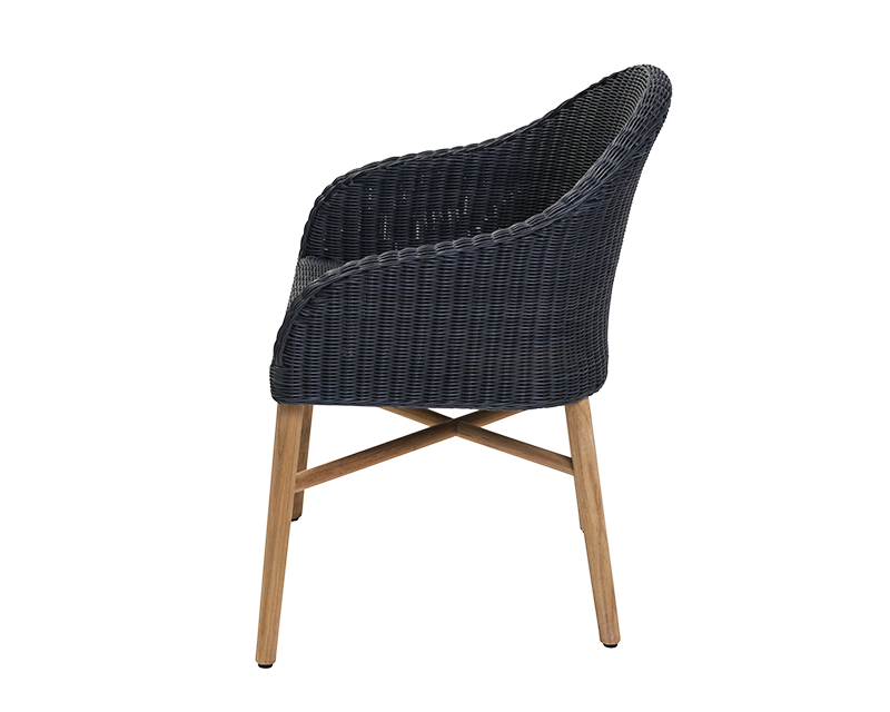 Copenhagen Dining Chair Bau Outdoors