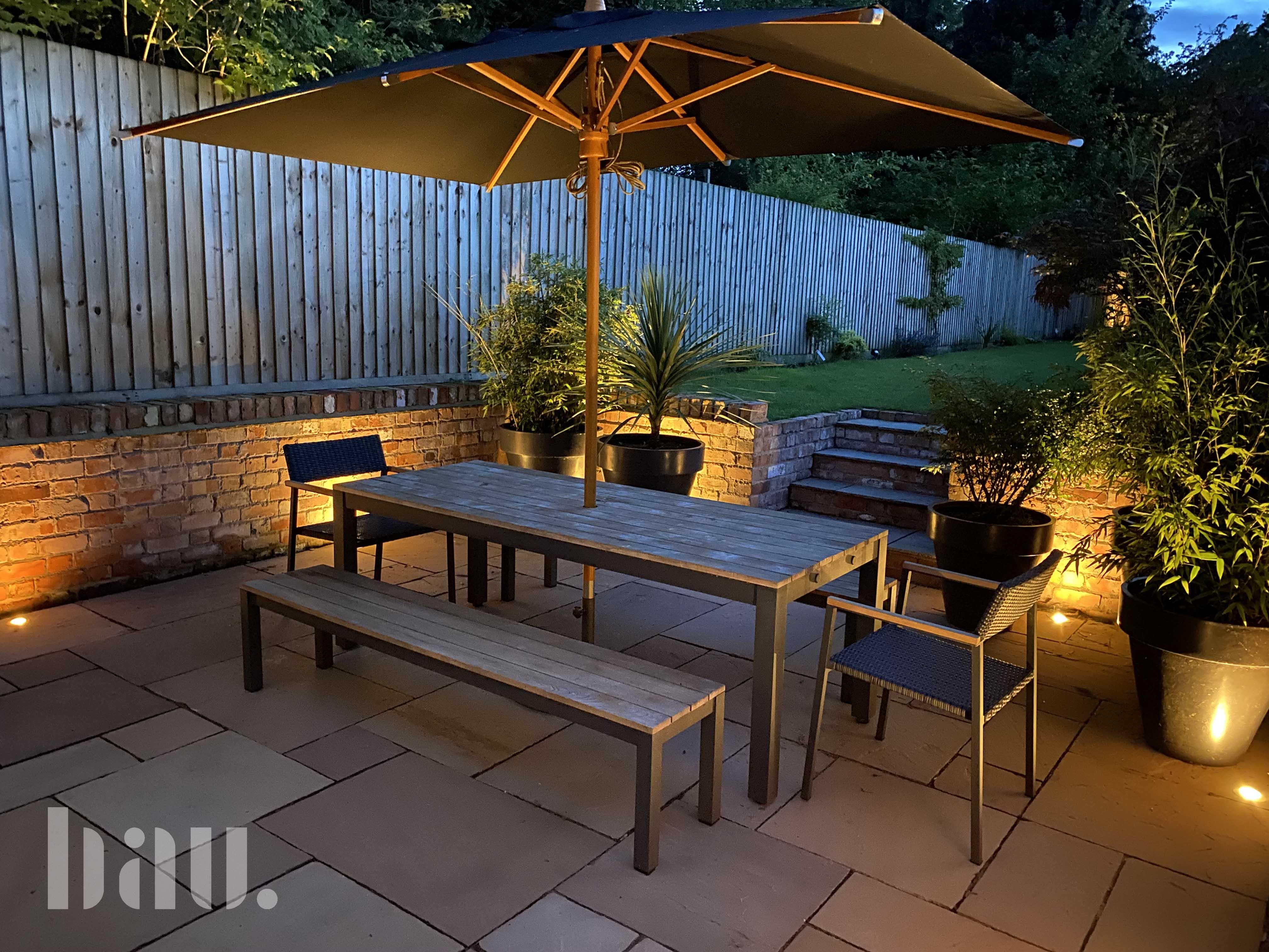 Garden Lighting Bau Outdoors 2