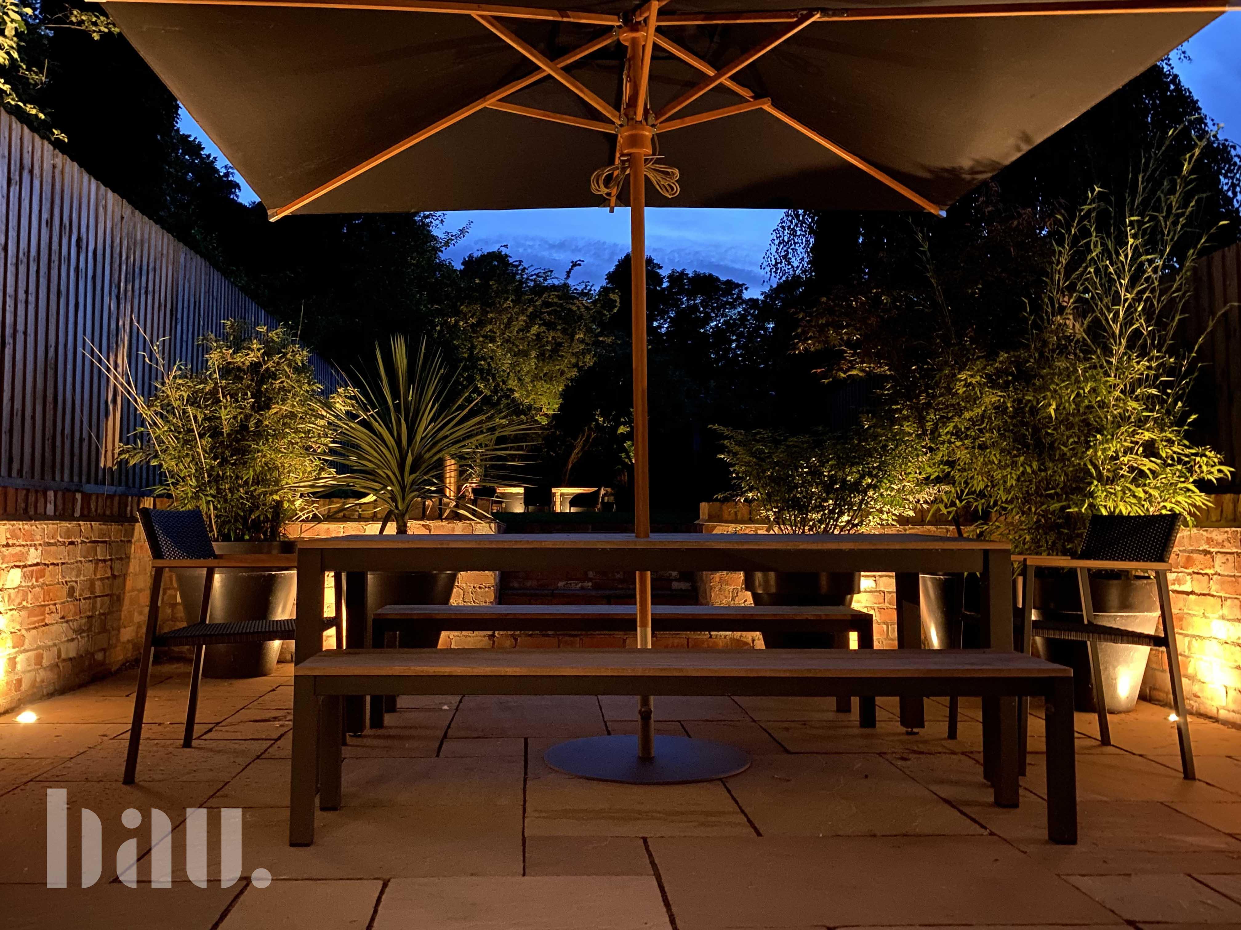 Garden Lighting Bau Outdoors