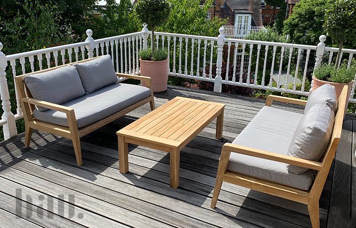 London Roof Terrace Furniture Sofas 2