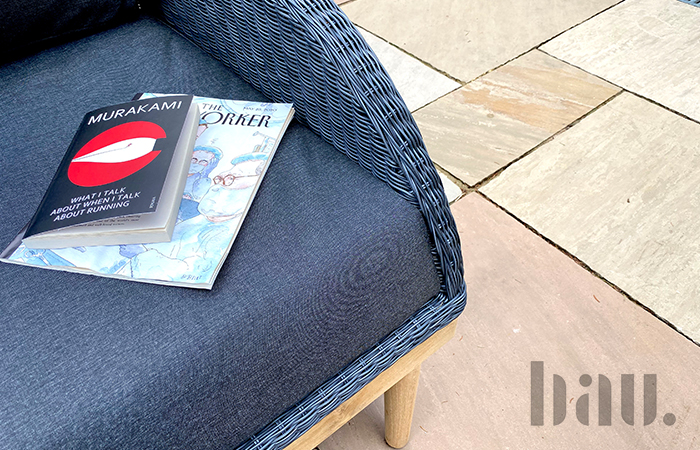 Copenhagen garden sofa image 3