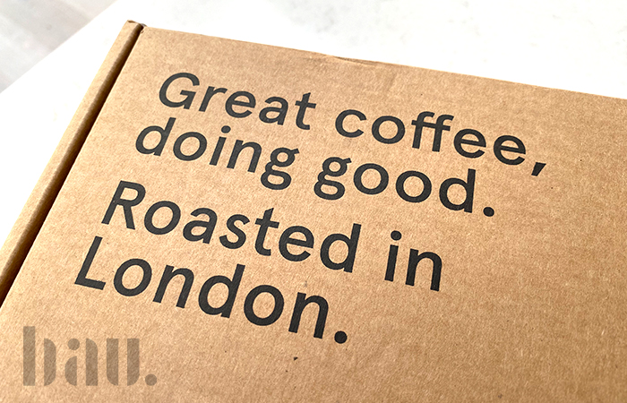 Grind coffee packaging